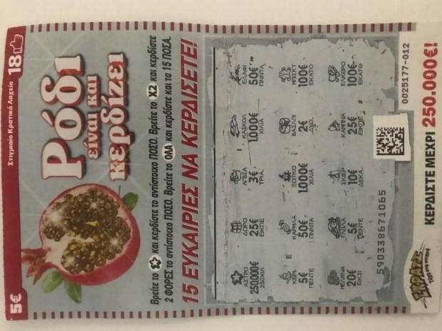 ad0997c000 Νωρίτερα ήρθαν εφέτος τα Χριστούγεννα σε Λάρισα και Γιαννιτσά με τα κέρδη  που μοιράζουν τα νέα εορταστικά ΣΚΡΑΤΣ. Συγκεκριμένα