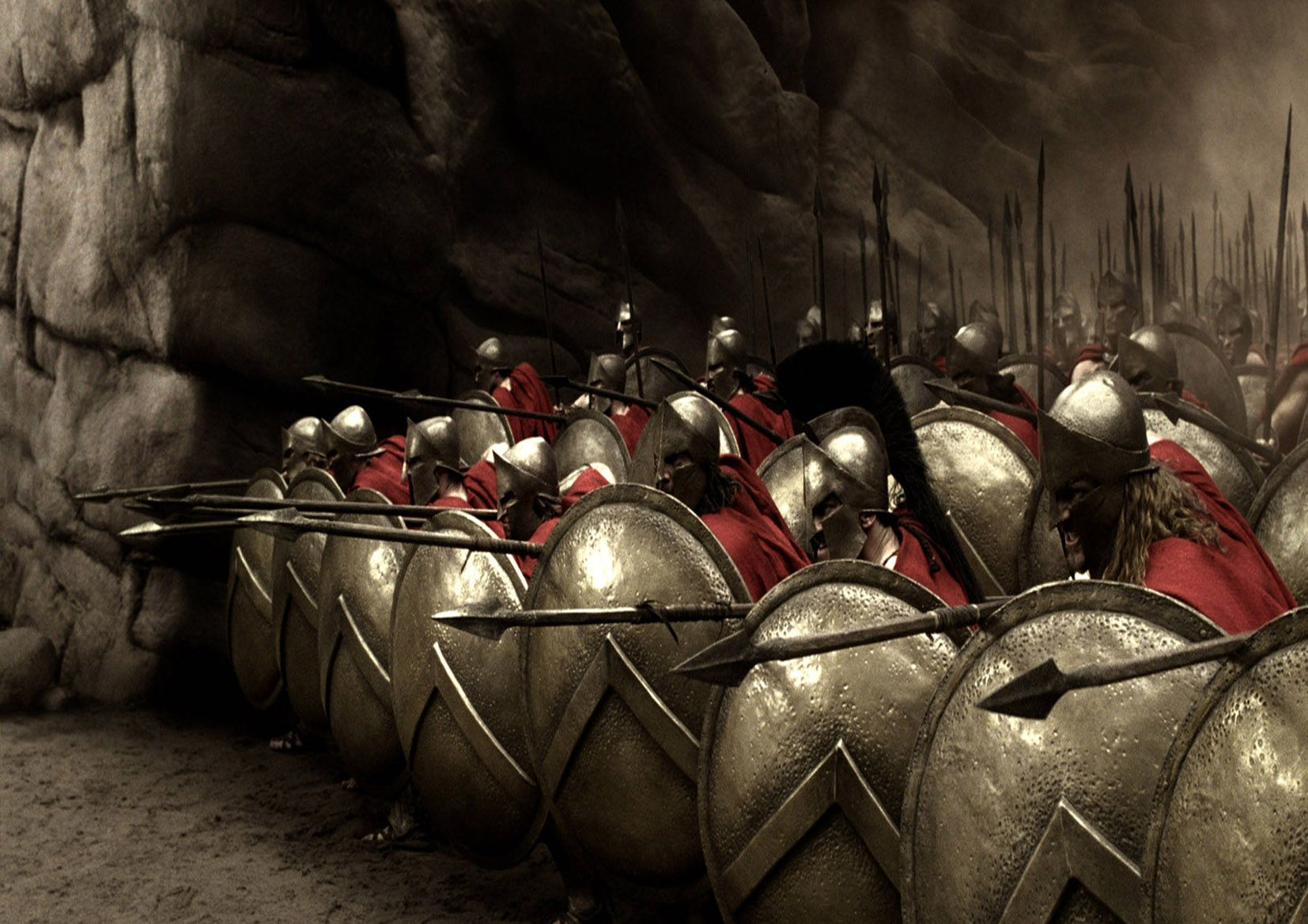 battle of thermopylae and spartan army The battle of thermopylae was the first between the persians and greeks during the persian invasion of 480-479 bc the greek force was very small but was determined to make a stand against the huge persian army.